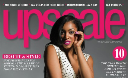 Porsha Williams Covers Upscale, Insists: I'm Not an Airhead!