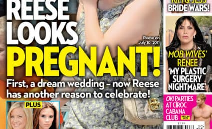 Breaking News: Reese Witherspoon Maybe Looks Sort of Pregnant!