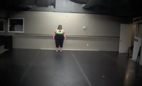 Fat Girl Dancing