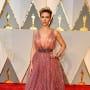 Scarlett Johansson Stuns at 2017 Oscars