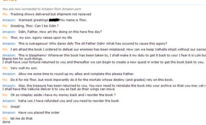 Amazon User Lodges Missing Book Complaint, Holds Greatest Exchange in Customer Service History