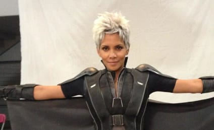 X-Men: Days of Future Past Storm Set Photo Drops