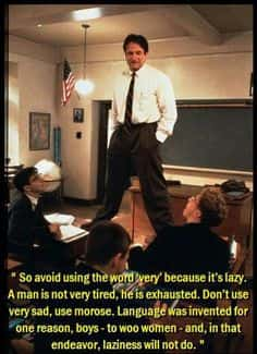 What Words Are For