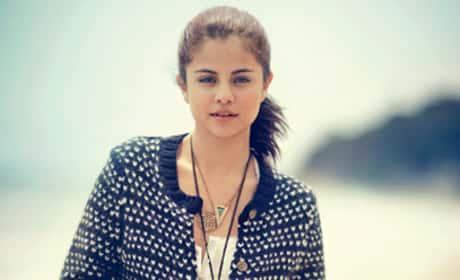 Selena Gomez for Teen Vogue