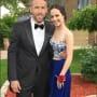 Gabi and Ryan Reynolds