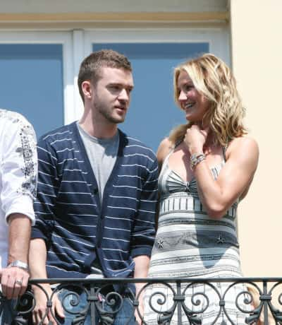 Justin Timberlake And Cameron Diaz Photo