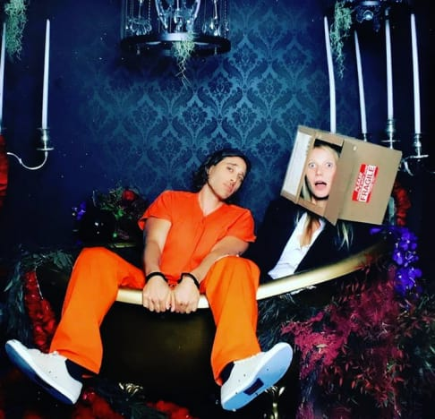 Gwyneth Paltrow, Halloween Costume Spoils Se7en
