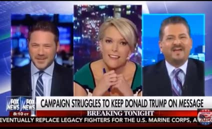 Megyn Kelly Cracks Up Over Donald Trump, We Can't Blame Her