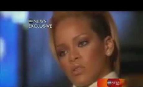 Rihanna Interview with Diane Sawyer
