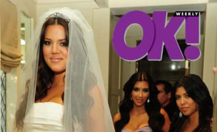 More Khloe Kardashian-Lamar Odom Wedding Photos Released