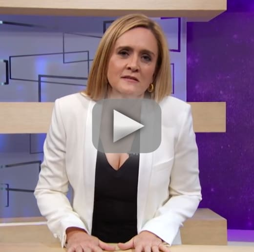 Samantha bee addresses ivanka trump insult c ntroversy