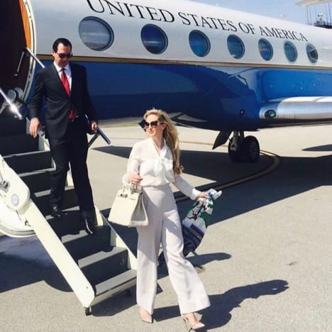 Louise Linton Instagram Post