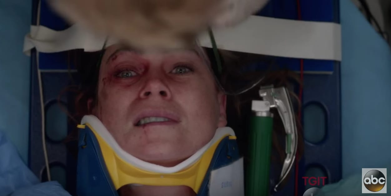Grey\'s Anatomy Promo: Will Meredith Die?!?!?!?!? - The Hollywood Gossip