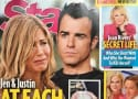 Jennifer Aniston vs. Justin Theroux: It's War!