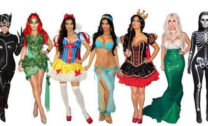 Kim Kardashian Halloween Costume: Here's How to Do It!