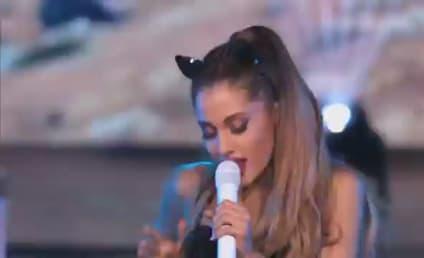 "Ariana Grande Performs ""Break Free"" on America's Got Talent: Watch!"