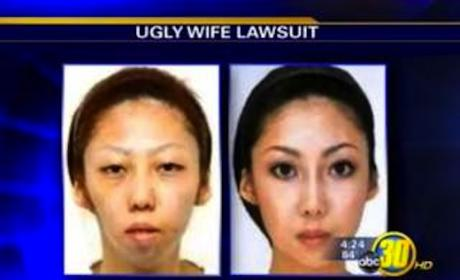 Chinese Man Sues Wife Over Ugly Baby