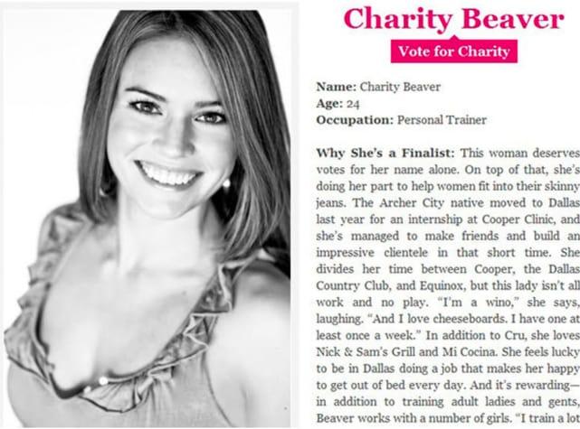 Charity Beaver