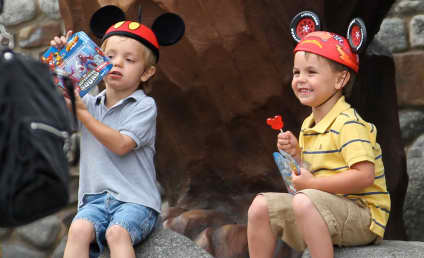Happy Birthday, Jayden James and Sean Preston Federline!!