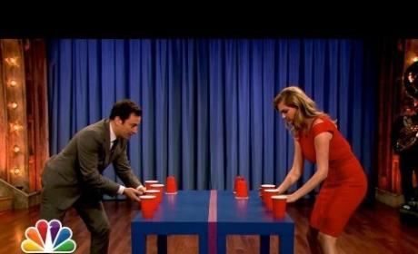 Kate Upton Flip Cup