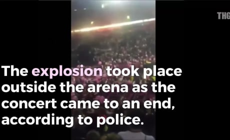 Ariana Grande Concert: Terrorism Strikes