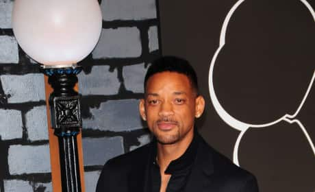 Will Smith at the VMAs