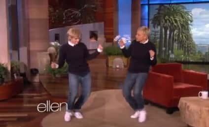 Kate McKinnon Impersonates Ellen ... on Ellen!