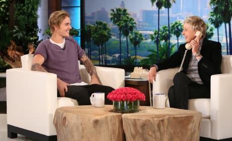 Justin Bieber Pranks a Fan