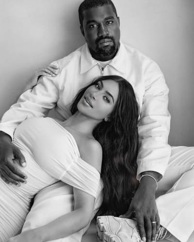 "Kanye West Calls Kim Kardashian His ""Hell"" and ""Jail"""
