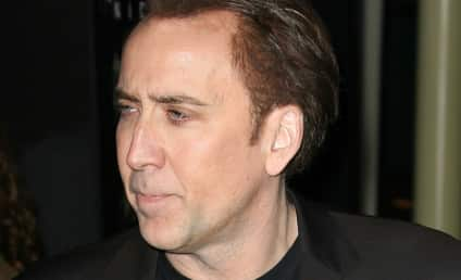 Nicolas Cage: Broke, Blaming Business Manager