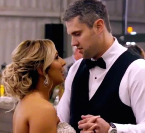 Ryan Edwards and Mackenzie Wedding Photo