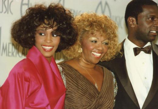 Cissy Houston and Whitney
