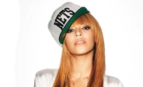 Beyonce, Nets Cap