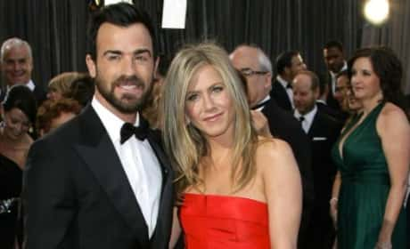 Theroux and Aniston