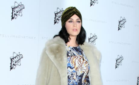 Katy Perry: Stella McCartney Autumn 2016 Collection Event