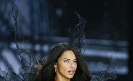 Adriana Lima in Victoria Secret