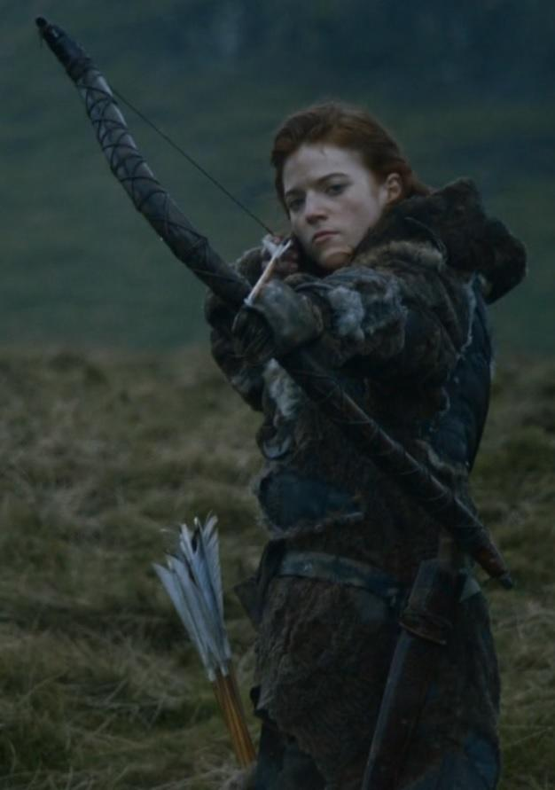 Rose Leslie as Ygritte Photo