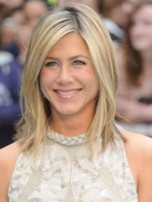 Jennifer Aniston, Great Hair
