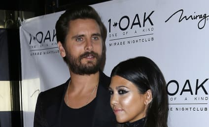 "Kourtney Kardashian & Scott Disick: Back Together, Having ""Non-Stop Sex,"" Source Claims"