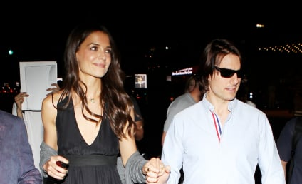 Tom Cruise, Katie Holmes Mark Five-Year Anniversary!