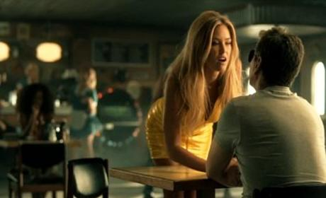 Bar Refaeli X Factor Ad
