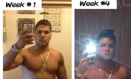 Ronnie Ortiz-Magro Lets Himself Go, Regains Fighting Form: See the Weight Loss Pics!