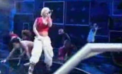 Double Standard Debate: Pink Pulls an Adam Lambert... in 2004!