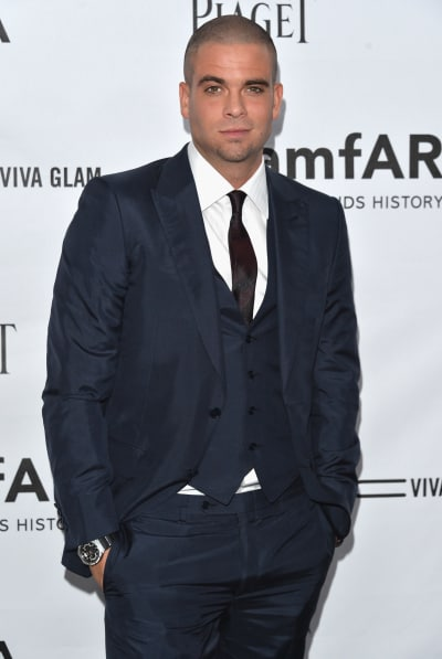 Mark Salling in 2012