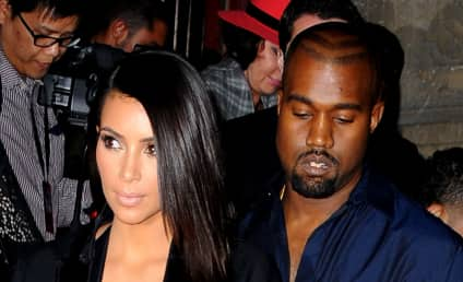 "Kim Kardashian and Kanye West: ""Both So Unhappy,"" Source Says"