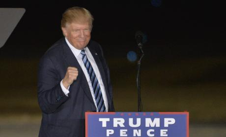Donald Trump: I Rule!