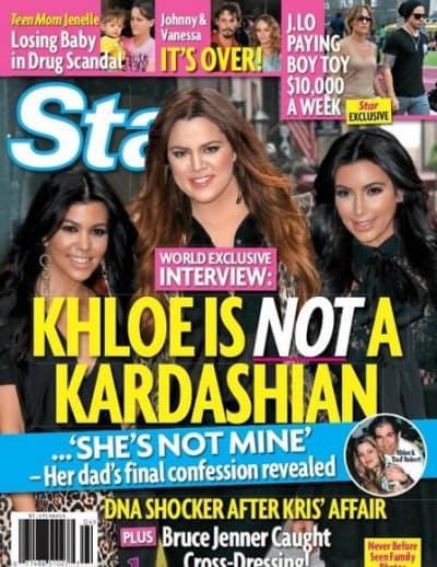 Not a Kardashian?!?