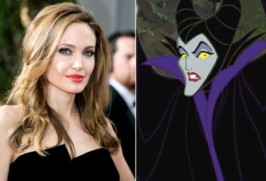 Ange and Malificent
