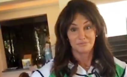 Caitlyn Jenner in a Onesie: See It Here!