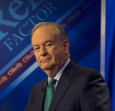 Bill O'Reilly Staredown